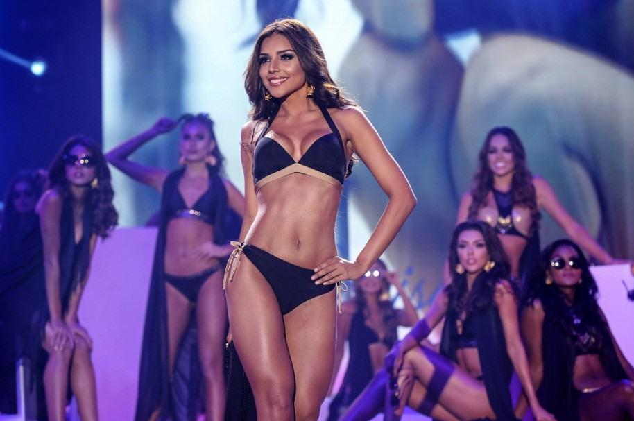 Laura González, Señorita Colombia.