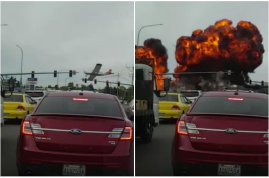 Caída de avioneta en EE. UU.