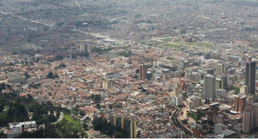 Bogotá, valorización
