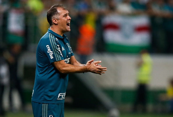 Palmeiras vs Jorge Wiltersmann - Copa Bridgestone Libertadores 2017