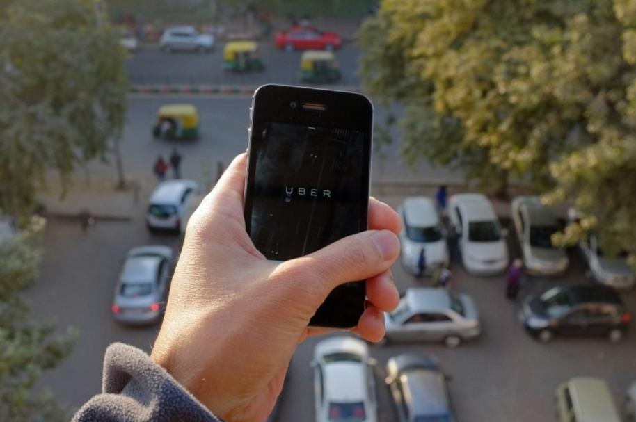 Acoso en un Uber