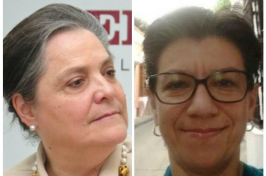 Clara y Claudia López