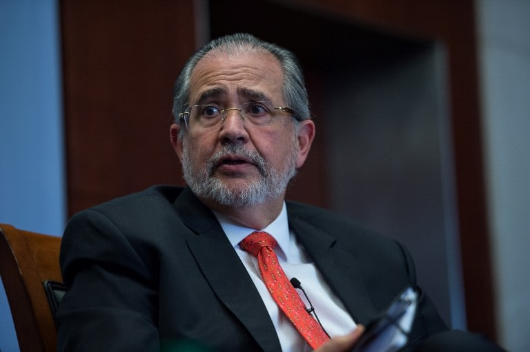 Miguel Henrique Otero, presidente y editor del diario venezolano El Nacional