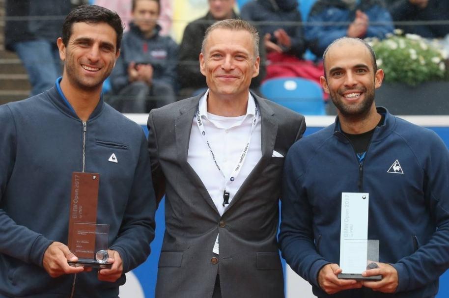 Farah y Cabal, campeones del ATP 250 de Múnich