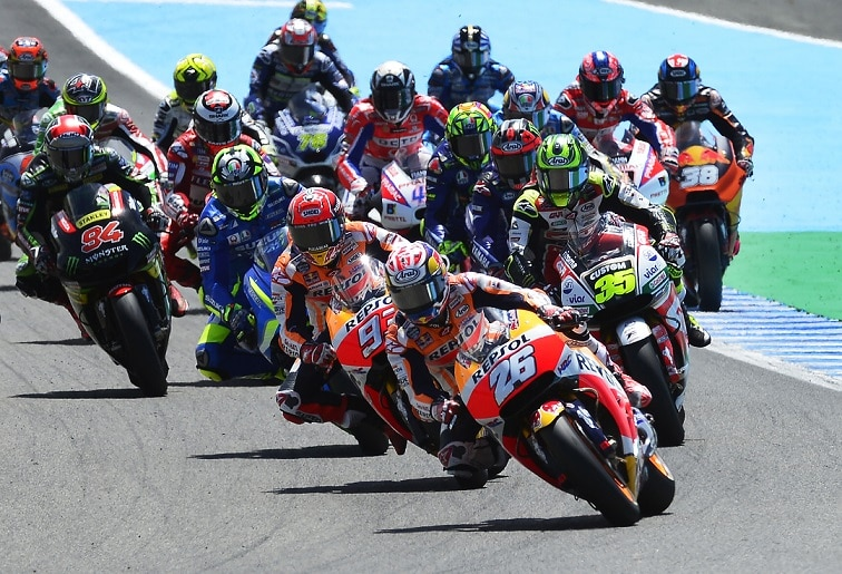Gran Premio de España de MotoGP 2017