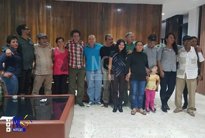 Farc y Eln reunidos en La Habana