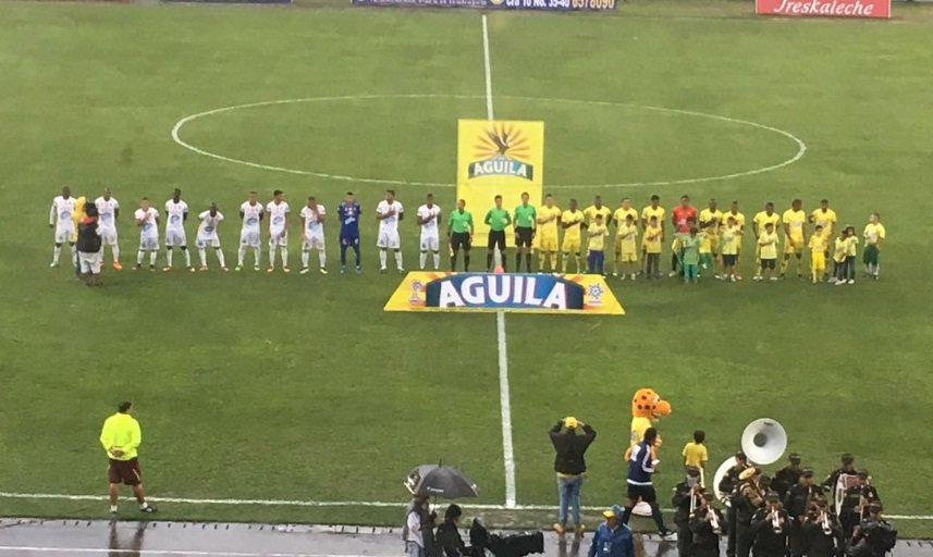 Bucaramanga vs Tolima