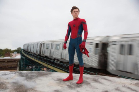 Tom Holland como Spider-Man. Pulzo.com
