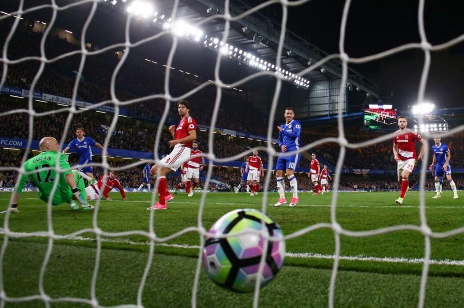 Chelsea 3-0 Boro