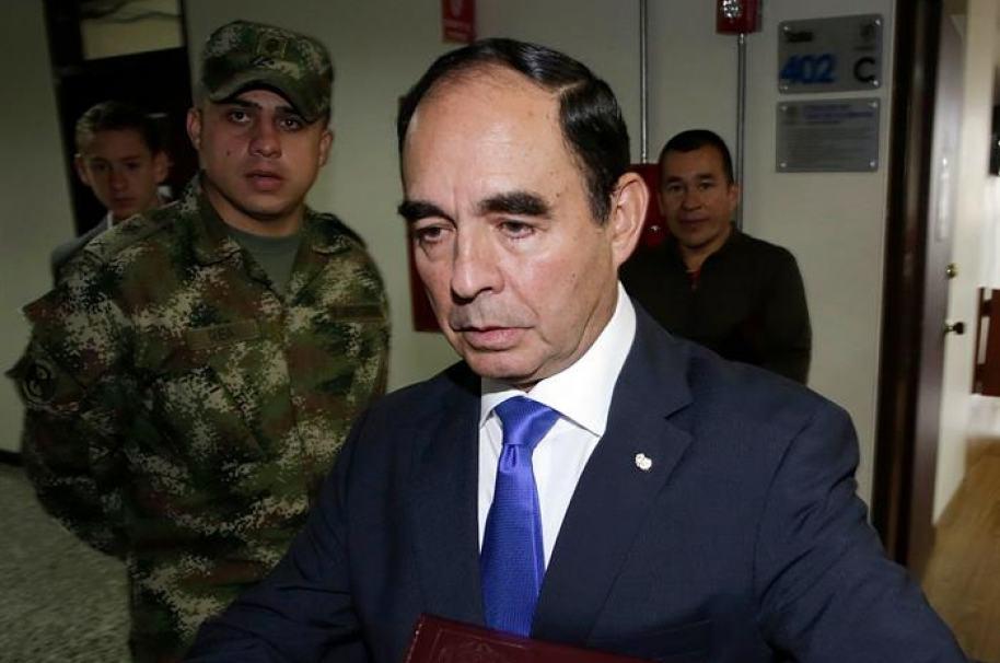 Jaime Humberto Uscátegui, condenado a 37 años de cárcel por la masacre de Mapiripán