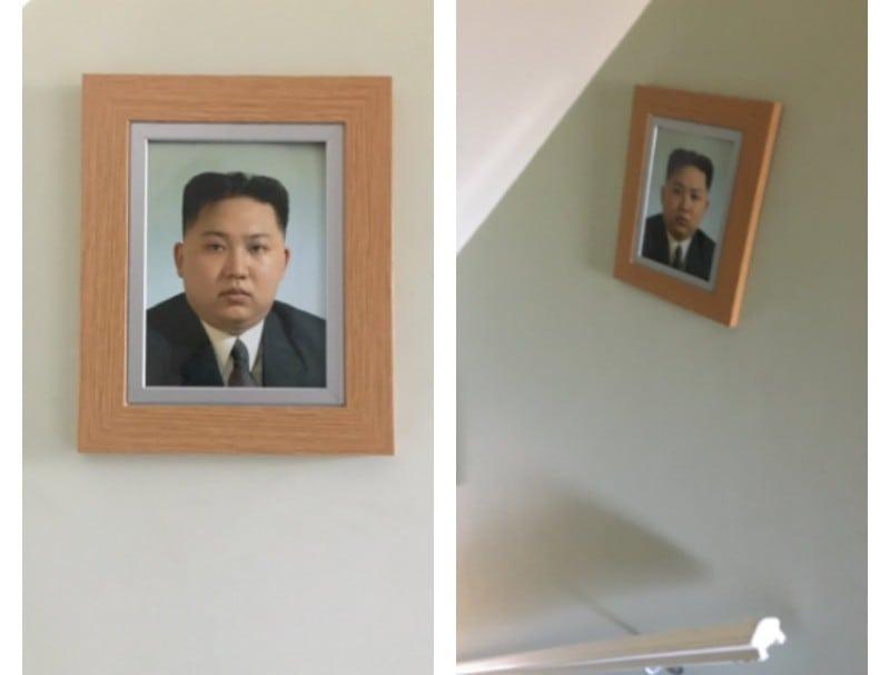 Retrato de Kim Jong-un. Pulzo.com