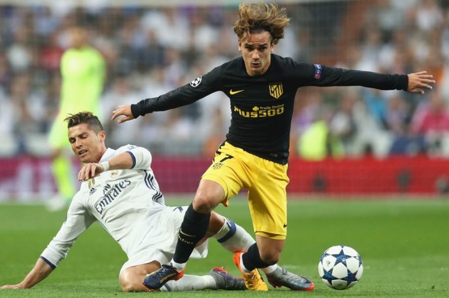 Atletico de Madrid vs. Real Madrid