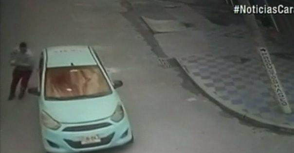 Taxista y su cómplice roban perro en Soacha. Pulzo.com