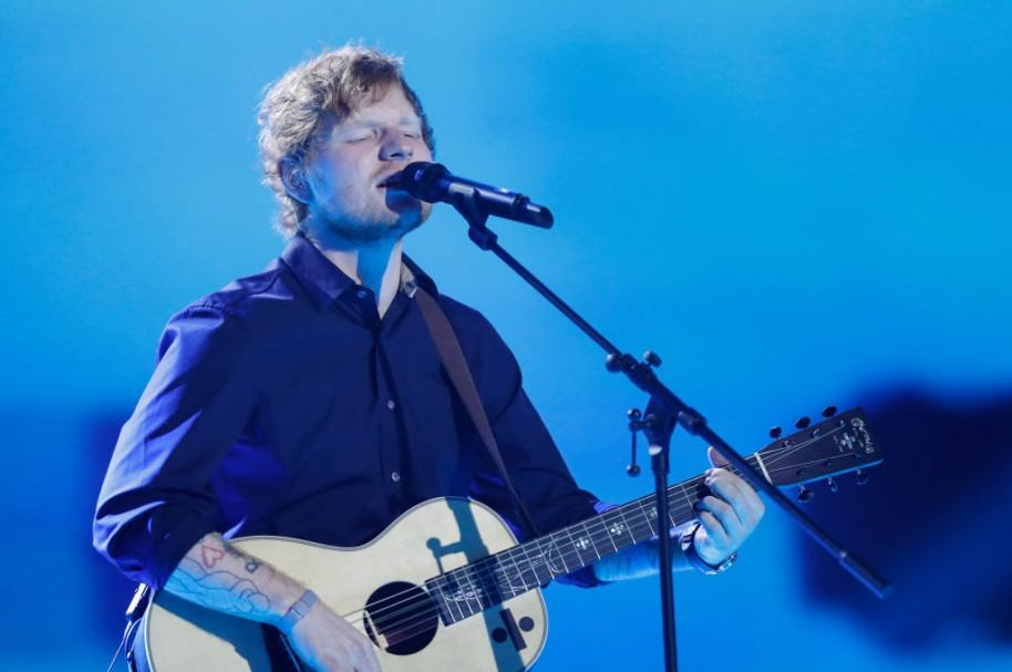 Ed Sheeran. Pulzo.com