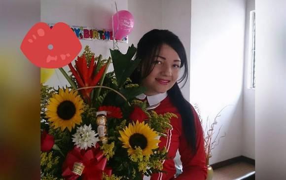 Evelyn Dayan Yarce Molina, hallada muerta