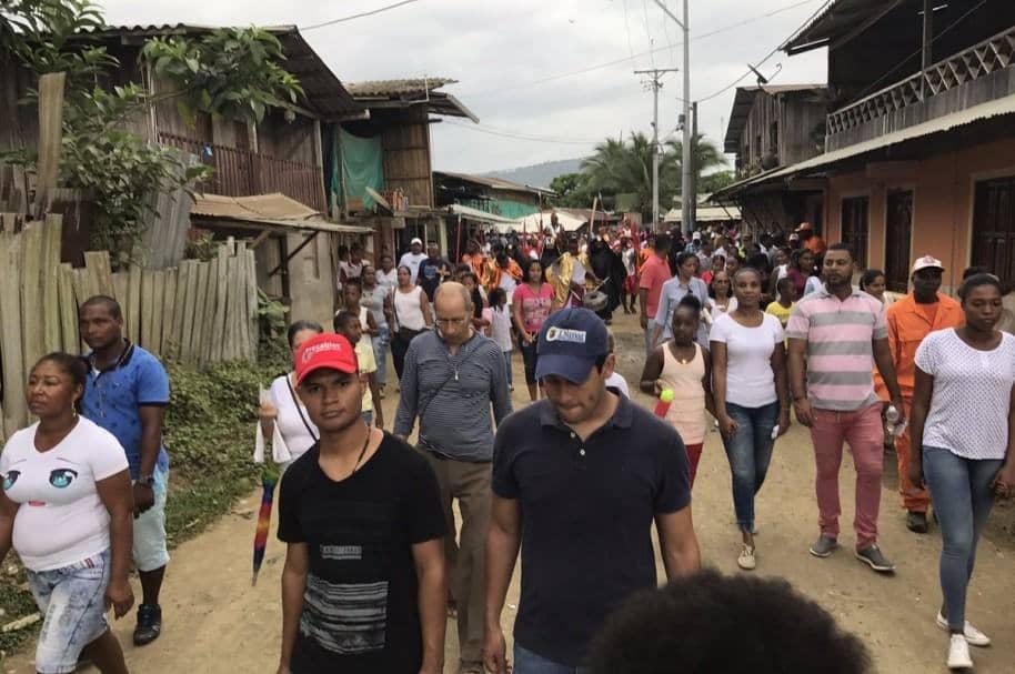 Paro en Chocó