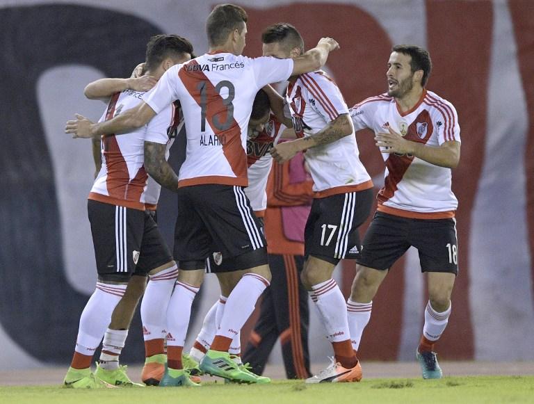 River Plate en El Monumental