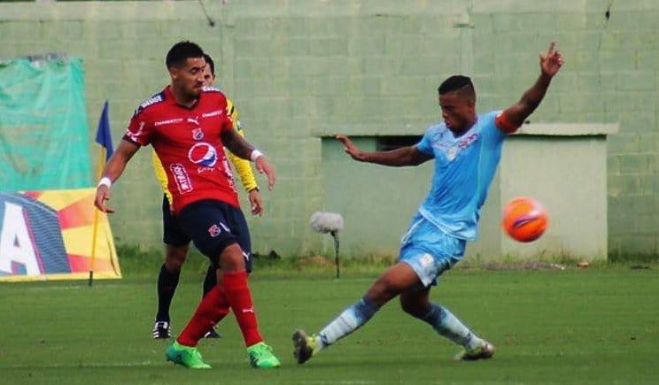 Medellín derrotó a Jaguares