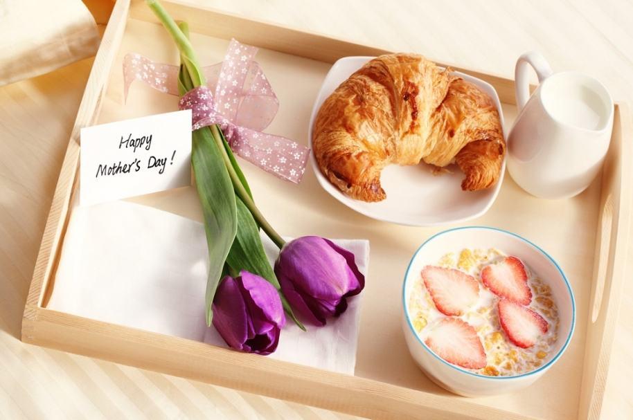 Recetas de desayunos para celebrar el día de la madre