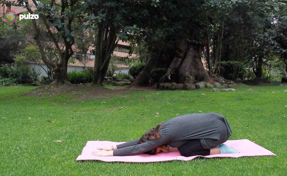 Yoga para el guayabo