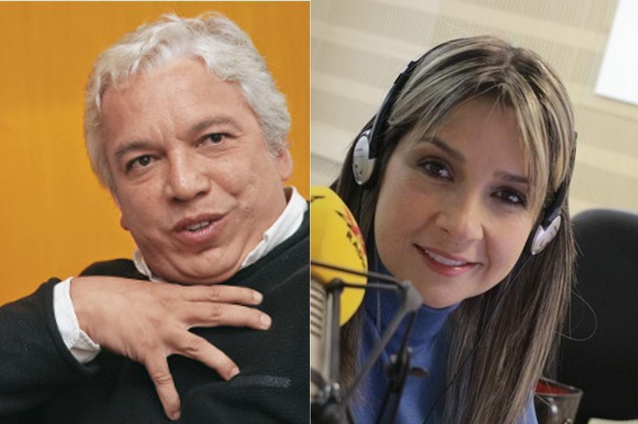 Lucio y Vicky Dávila