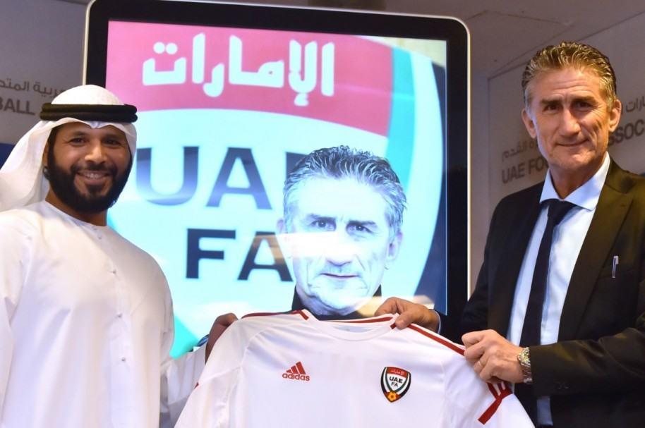 Bauza, nuevo técnico de Emiratos Arabes