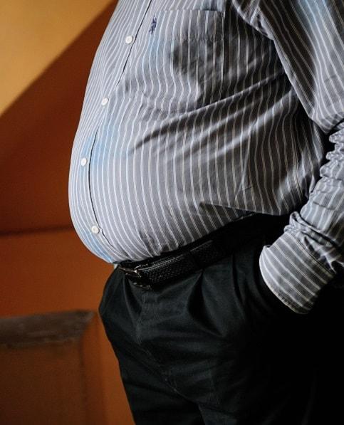 Obesidad en el trabajo
