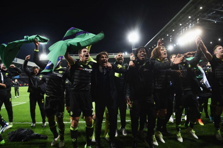 Celebración Chelsea