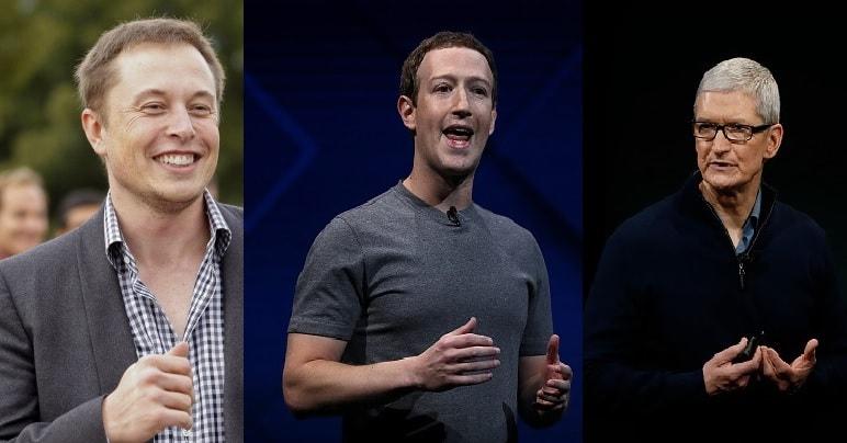 CEOs tecnología