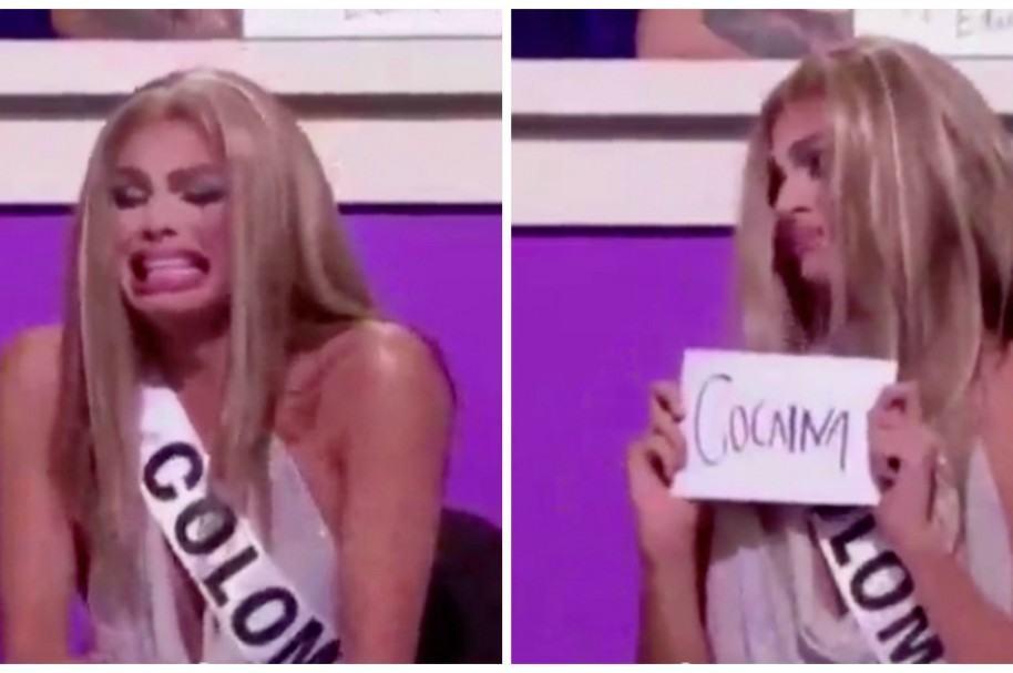 Parodia de Ariadna Gutiérrez RuPaul's Drag Race