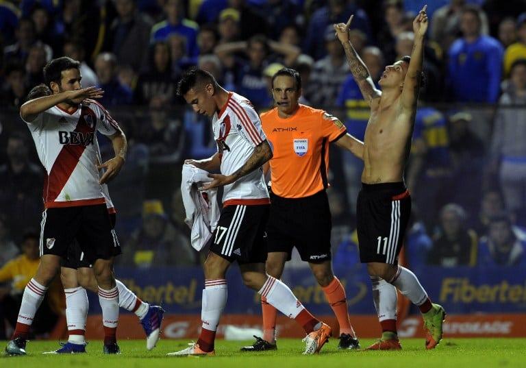 Jugadores River Plate