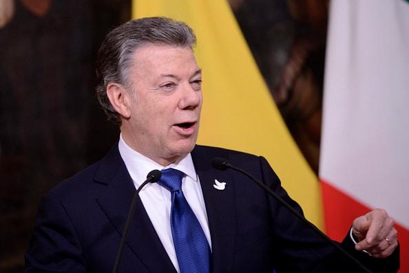 Presidente Juan Manuel Santos