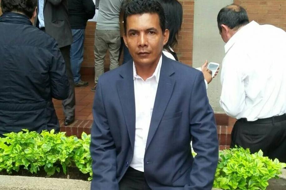 Pablo Rivas, alcalde de Guaranda