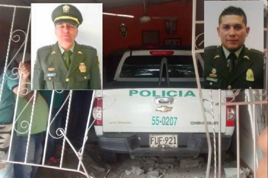 Asesinato de policías