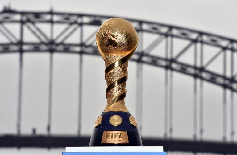 Trofeo de la Copa Confederaciones