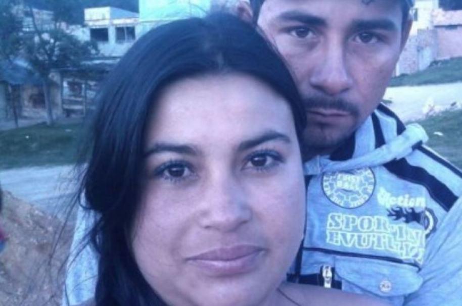 Francisco Javier Guerra, asesinado, y su esposa, presunta homicida.