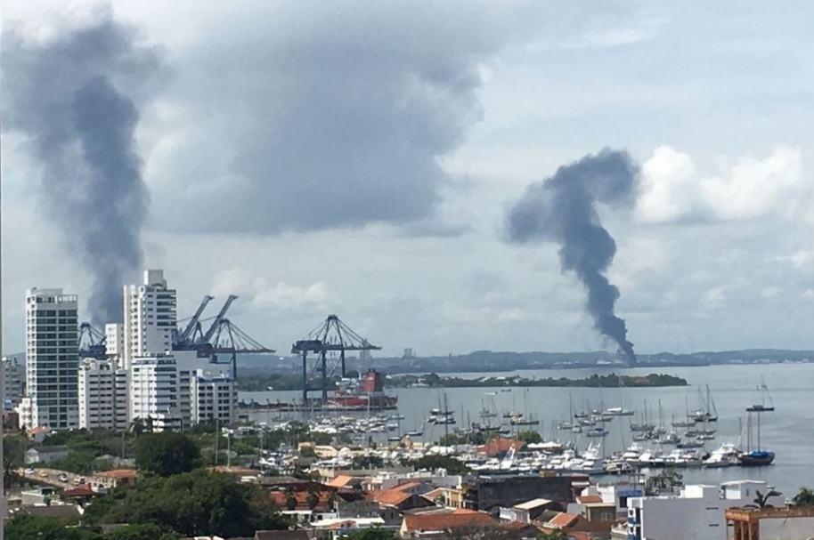 Explosiones Cartagena