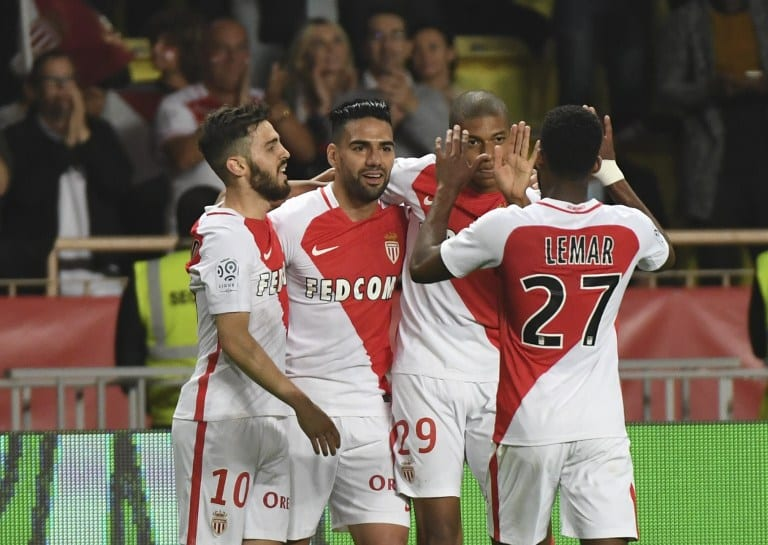 Jugadores Mónaco