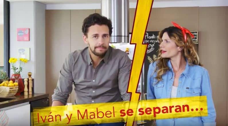 Mabel Moreno e Iván López - Pulzo.com