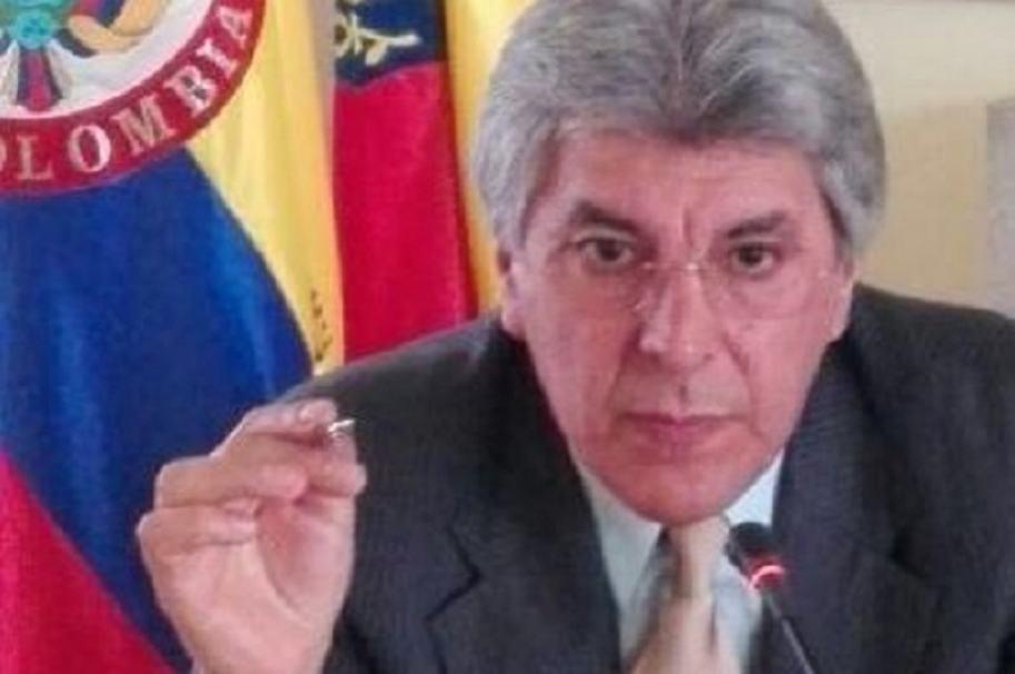 Óscar Antonio Caro Suárez, edil de Teusaquillo suspendido