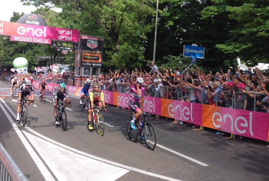 Gaviria gana la etapa 12 del Giro