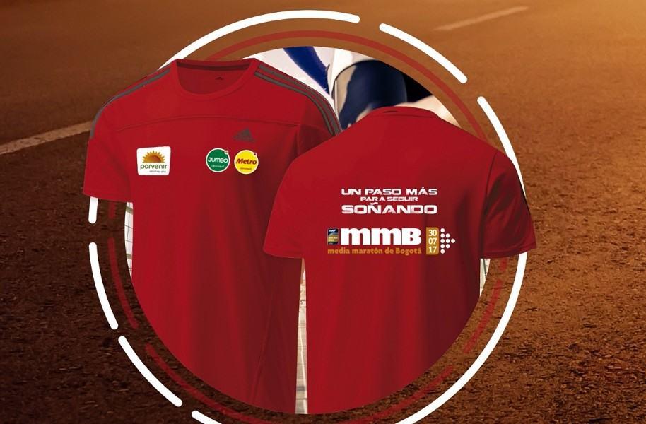 Camiseta MMB 2017
