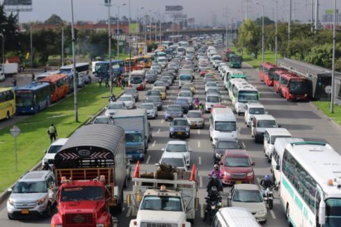 Autopista norte. Pulzo.com