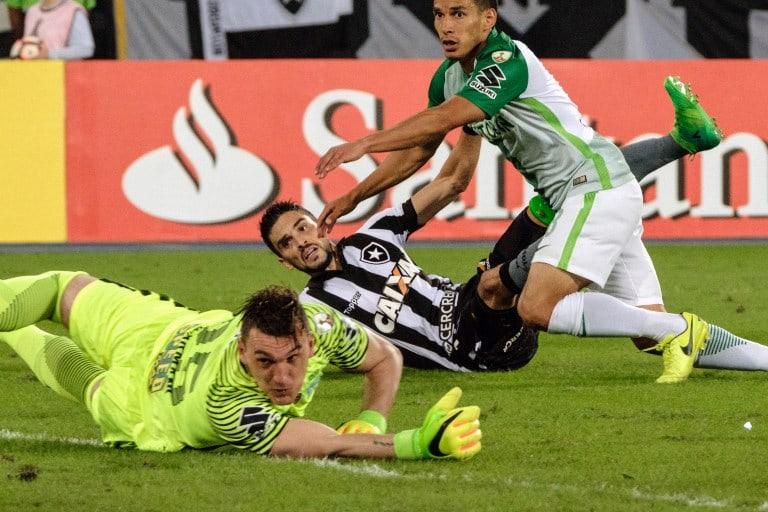 Gol Botafogo