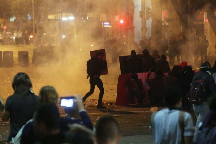 Enfrentamientos en Río de Janeiro