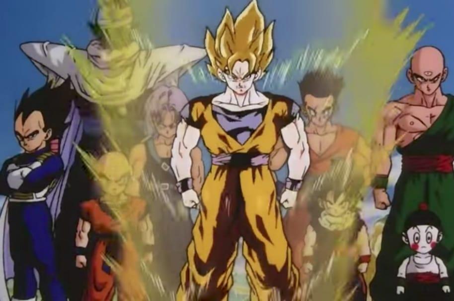 'Dragon Ball Z'.