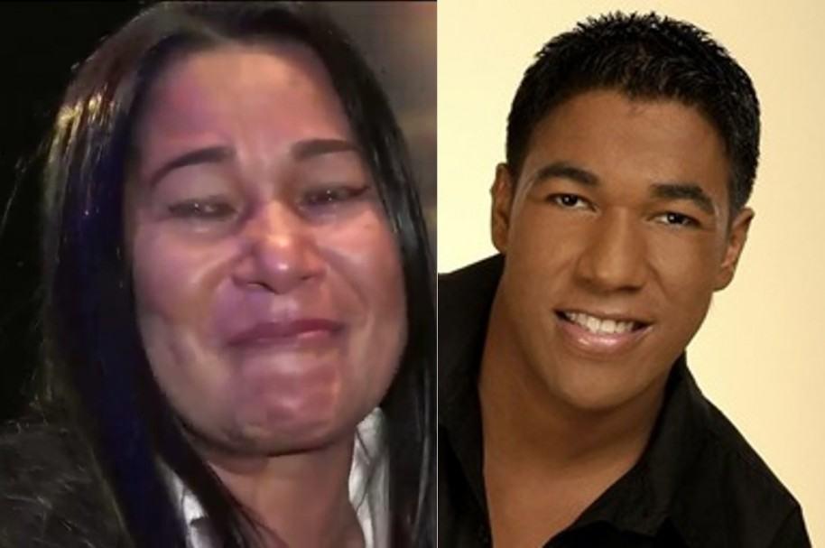 Mamá de Kaleth Morales