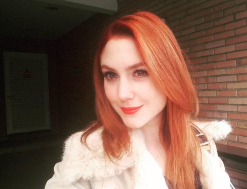 Actriz Carolina López. Pulzo.com