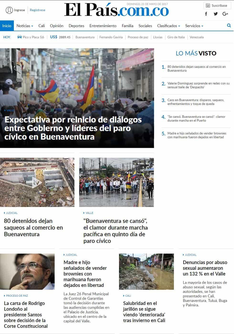 9 El País Captura