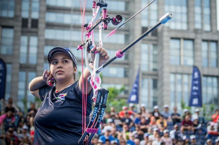 Sara López ganó de nuevo en Shanghái